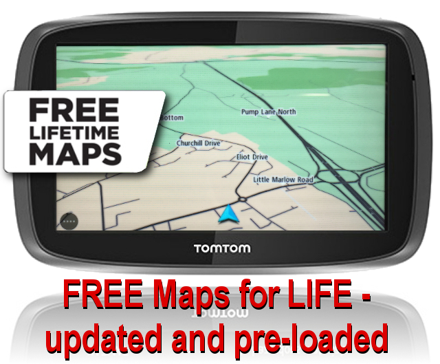 Whats in the box ? tomtom deal on 6000 pro truck from HGVSOLUTIONS - screen mount, LIVE SERVICES, FREE MAPS, truck / car charger 12v / 24v - lighter charging unit