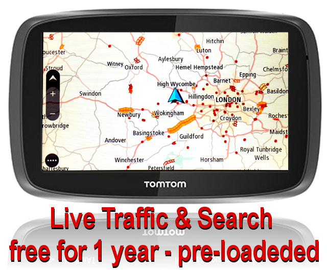 TomTom PRO 6000 TRUCK amazing package deals from sat nav deals for TomTom PRO 6000 TRUCK LIVE