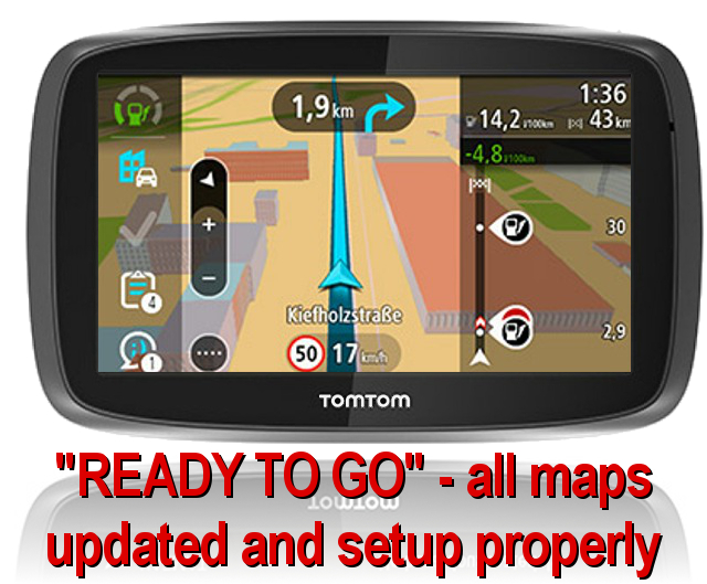 TomTom PRO 6000 TRUCK with proCAB shows Low Bridges, Weights, Widths and HGVSOLUTIONS special truck tomtom features. For the NEW LIVE pro TomTom PRO 6000 TRUCK LIVE